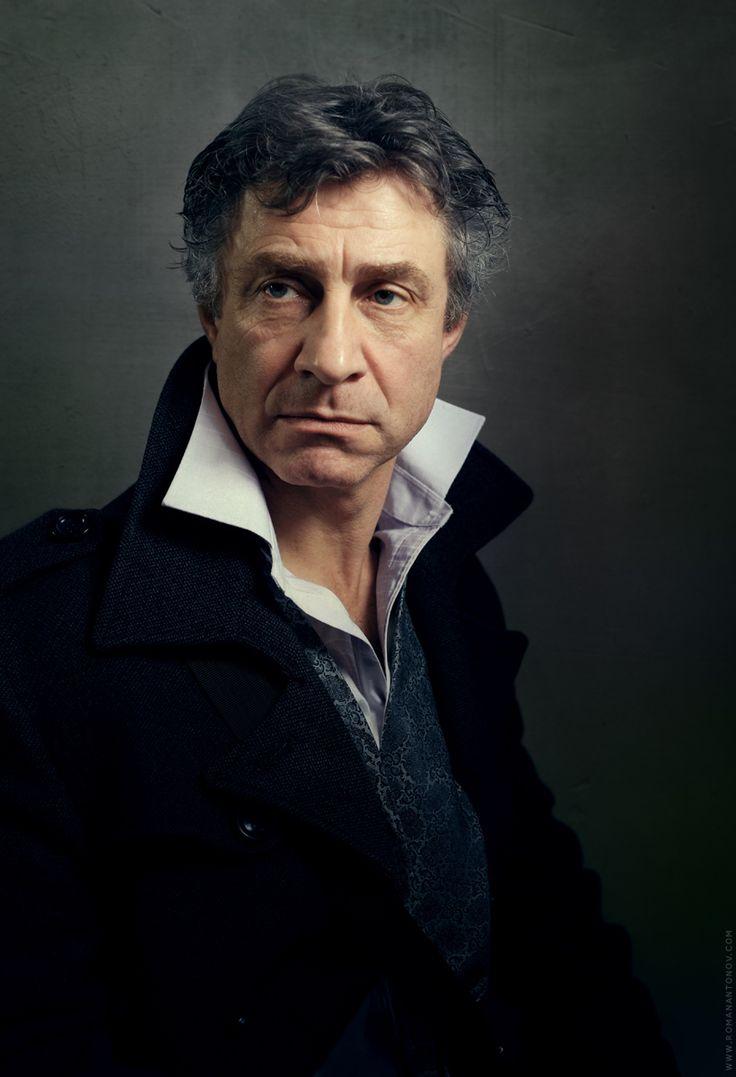 man, portrait, black, dark, actor