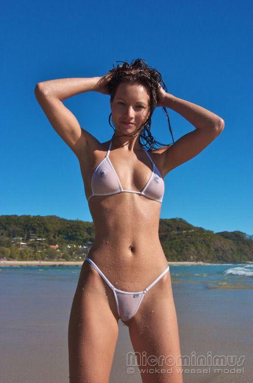 sexy Bikini Blowjob