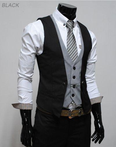 Dressed Up w/o a Blazer