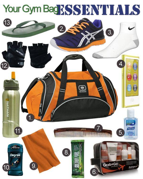 Best Mens Gym Towel: Best 20+ Gym Bag Essentials Ideas On Pinterest
