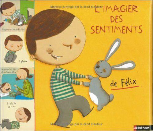 Amazon.fr - L'Imagier des sentiments (sans doudou) - Didier Levy - Livres