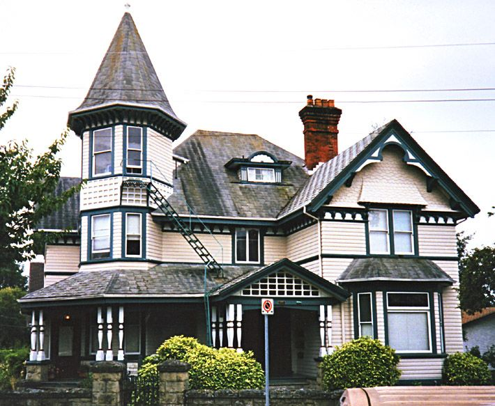 190 best images about victorian homes on pinterest queen Queen anne house