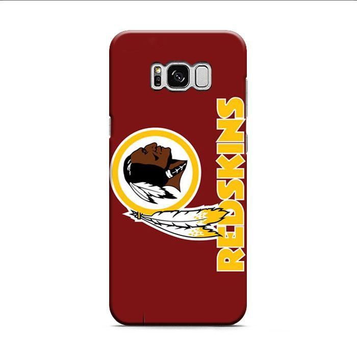 Washington Redskins Logo Samsung Galaxy S8 3D Case
