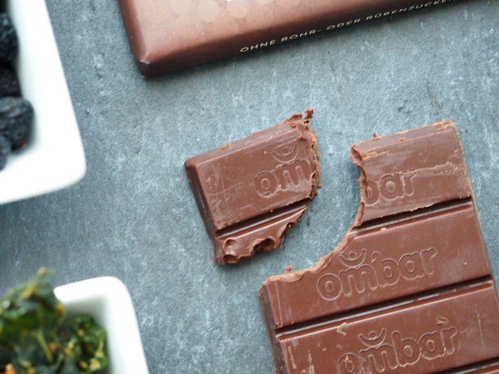 Schokolade ohne Zucker