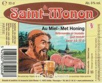 Label van La Saint-Monon Au Miel