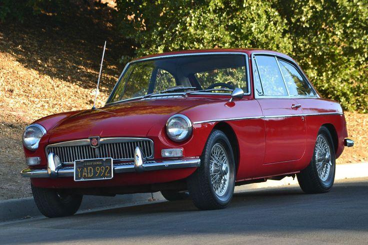 1967 MG MGB GT  http://www.ebay.com/itm/1967-MG-MGB-GT-/112078659019?&_trksid=p2056016.m2518.l4276&clk_rvr_id=1071219125242&rmvSB=true