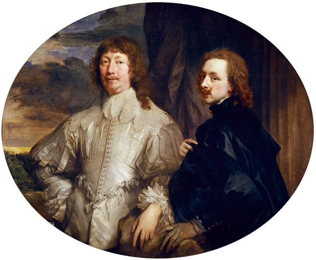 Anthony van Dyck - Sir Endymion Porter and van Dyck - Anthony van Dyck - Wikimedia Commons