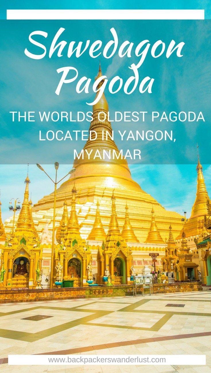 Exploring Shwedagon Pagoda in Yangon, Myanmar (Burma) - one of the top things to do when you travel to Myanmar!