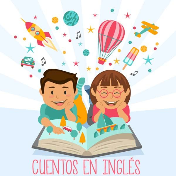 10 cuentos en inglés para que los niños practiquen sin darse cuenta. Os presentamos una selección de cuentos infantiles fáciles y cortos en inglés