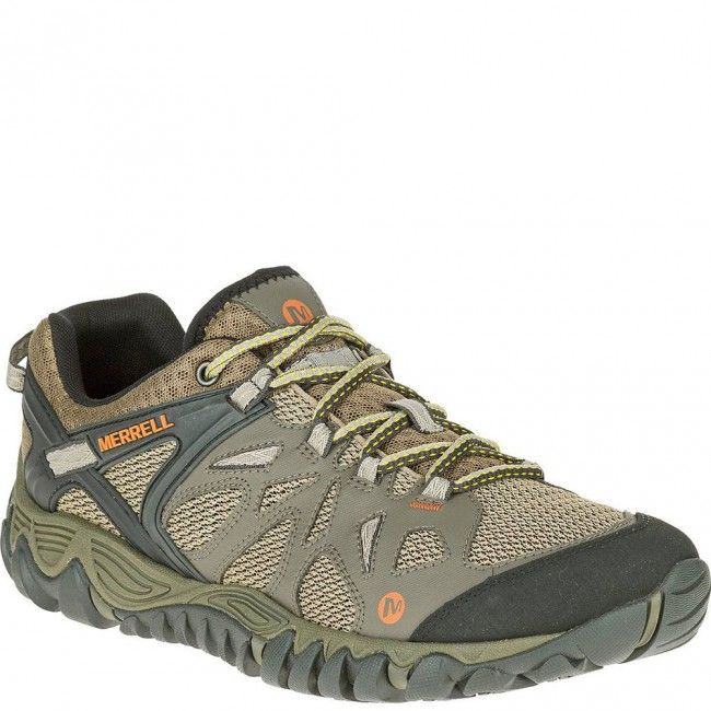 Authentic Winter Black Friday Women Shoes Merrell All Out Blaze Vent Burnt Maple BOTH Ways Together