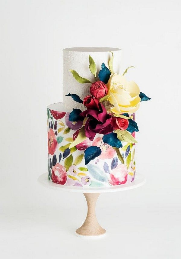 Elegante Hochzeitstorten von cake_ink   – Wedding Cakes