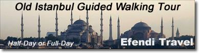 Old Istanbul Guided Walking Tour by Efendi Travel