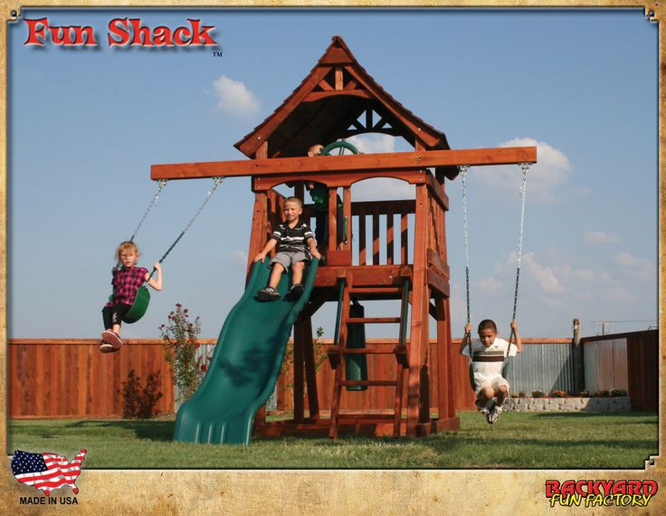 SMALLWooden Playground Sets | best swing sets for small yards june 4 2013 filed under swing
