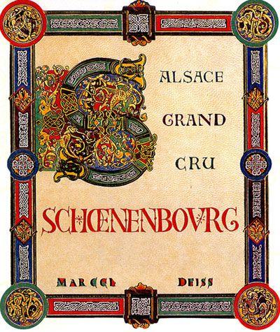 Domaine Marcel Deiss Schoenenbourg