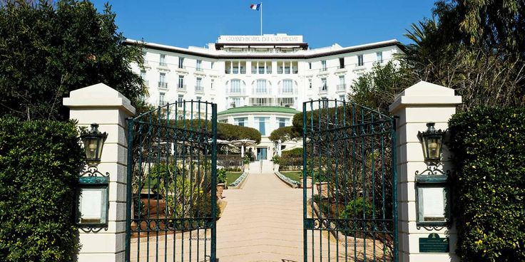 Grand Hotel du Cap Ferrat, south of France Travel Pinterest