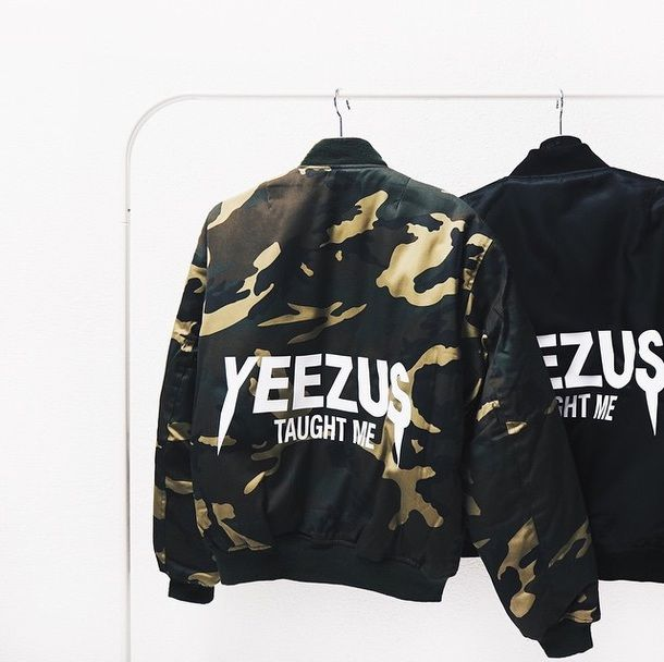 coat yeezus yeezus taught me kanye west urban