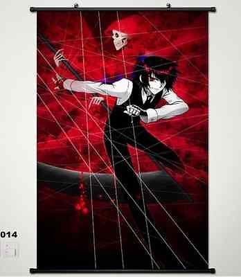 Home Decor Japanese Anime Wall poster Scroll Hellsing Alucard Cosplay 014 //Price: $US $25.20 & FREE Shipping //     #hoodie