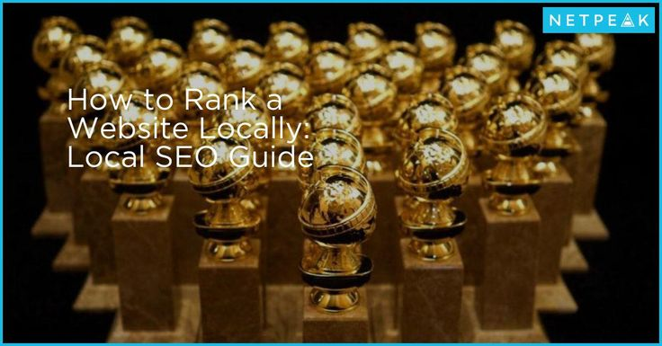 Whether you're a local business, or an international chain, high local search ranking plays a crucial role in your success.