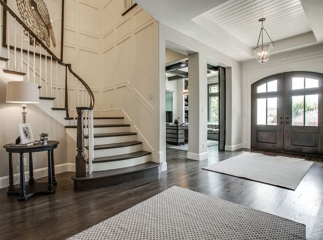Entry Foyer Dimensions : Foyer dimensions large and layout ideas