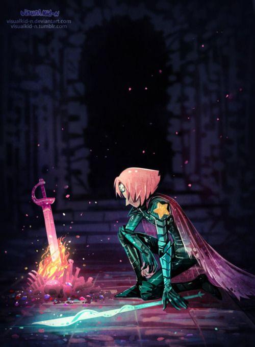 Pearl knight by visualkid-n.