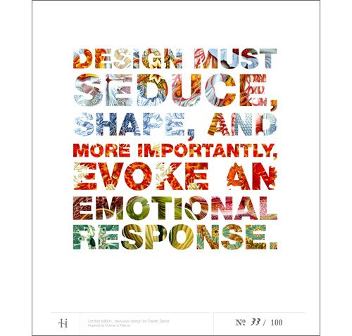 Design Must Seduce Shape And Perhaps More Importantly Evoke An Emotional Response