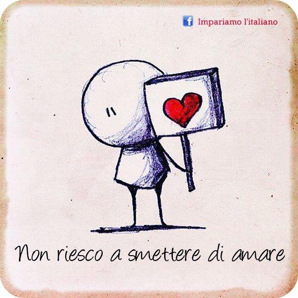 Non riesco a smettere di amare~I can not stop loving~