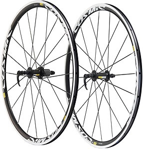 2011 Mavic Cosmic Elite Wheelset $500.00 Deeper section, similar price point to the K. Equippe