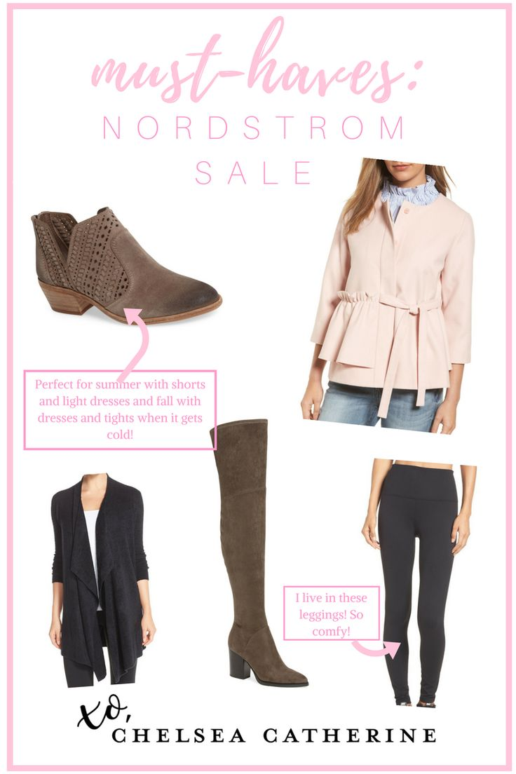 must have items from the nordstrom sale 2017