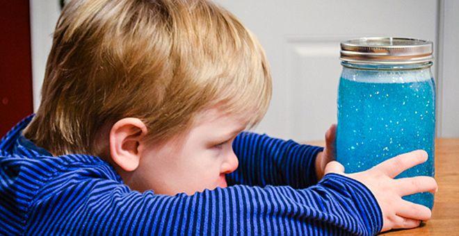 Come realizzare il #barattolo della #calma per gestire i #capricci dei #bambini #scuola #montessori #mamme #howto