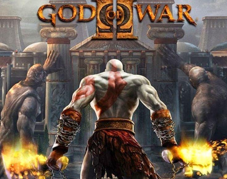 Telecharger God Of War 2 Jeu PC Telecharger Gratuit Version Complete