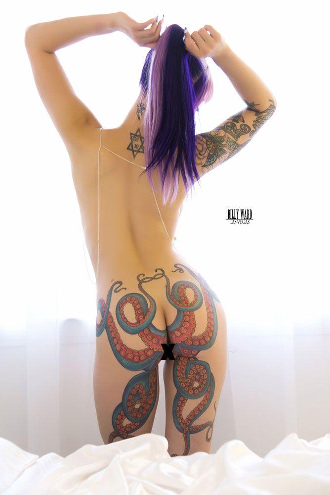 octosphincter tattoo