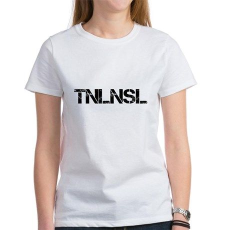TNLNSL Tee on CafePress.com