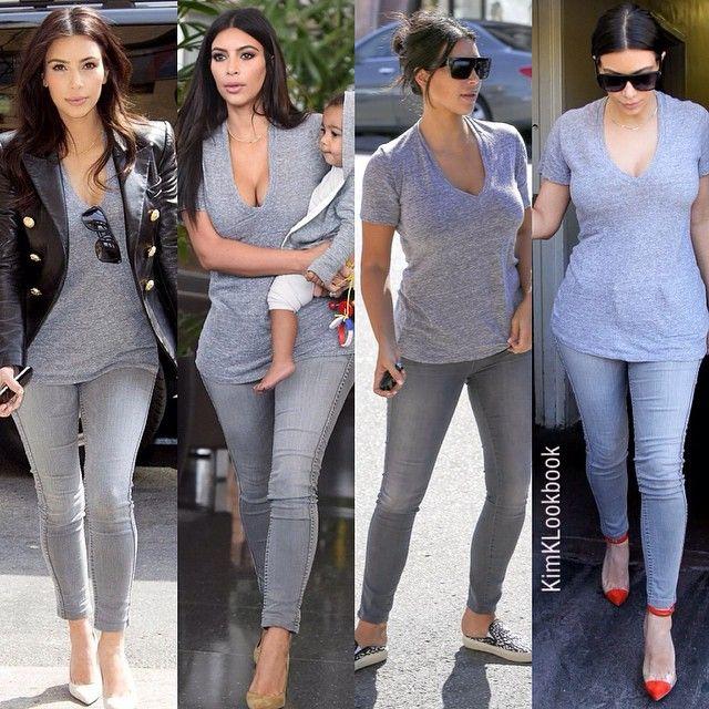 Kim Kardashian West @kimklookbook   Websta (Webstagram)