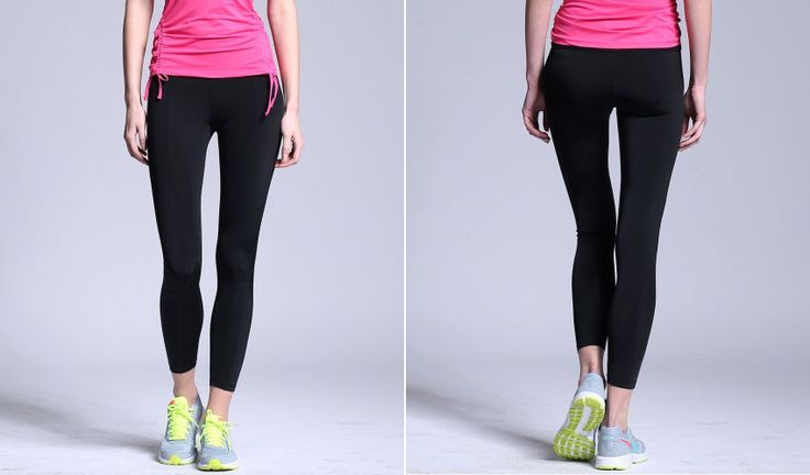 [ATHLETE] Women Sports Leggings Yoga Long Pants Fitness Running Gym #Athlete #PantsTightsLeggings