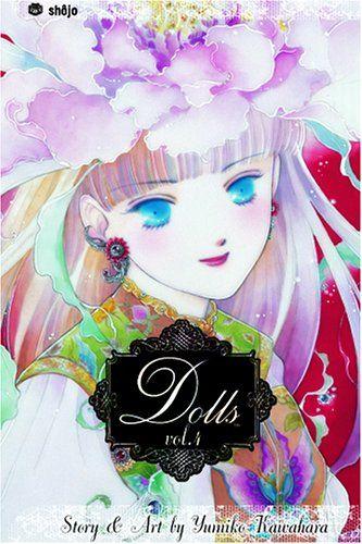 Amazon.com: Dolls, Vol. 4 (9781591168669): Yumiko Kawahara: Books