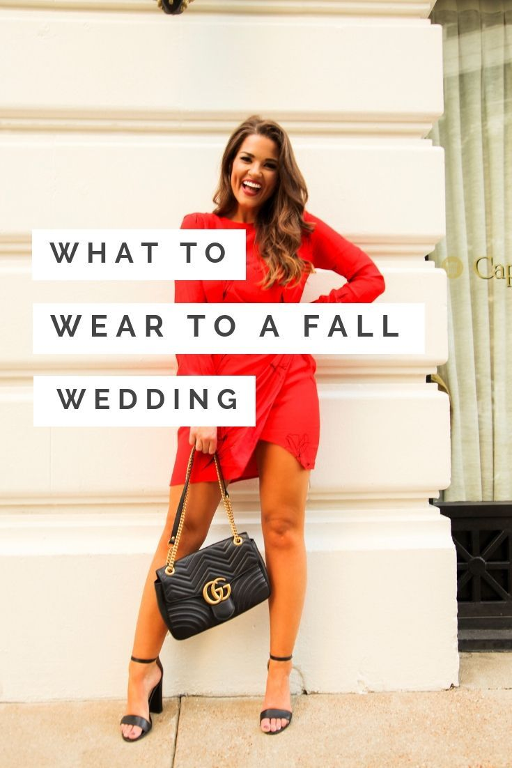 What To Wear To A Fall Wedding With Images Fall Wedding Outfits Casual Wedding Outfit Guest Wedding Guest Outfit Fall