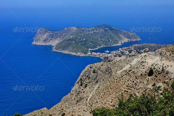Kefalonia Island Greece