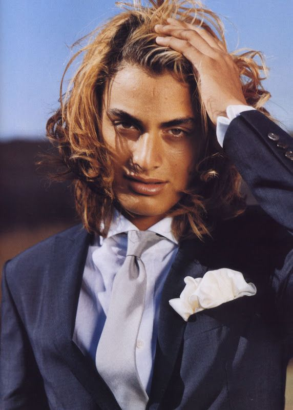 Cheyenne Brando Son | ... of Versace menswear. The son of Cheyenne Brando and Dag ... clinic