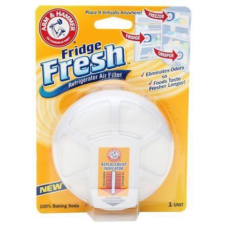 Arm & Hammer Fridge Fresh Refrigerator Air Filter - 1 ea