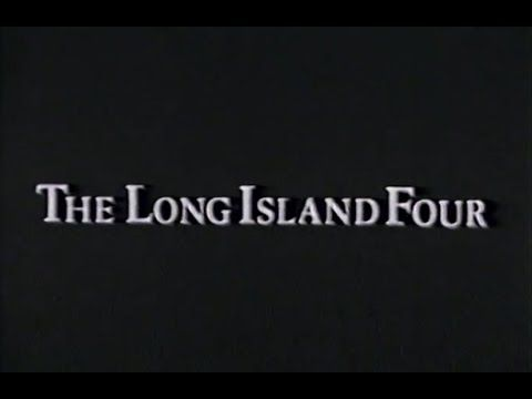 """The Long Island Four"" 1979 (Klaus Nomi appears in the time intervals of  ~8:30-11:35,  25:30-26:40, 43:10-44:45, 48:15-51:40,  55:20-56:00, 1:04:10-1:05:10, 1:07:58-1:08:55)"