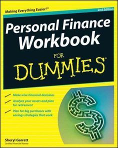 Hands-on tools and strategies to boost your financial fitness From analyzing assets to planning for retirement, this new edition of Personal Finance Workbook For Dummies gives you the information and