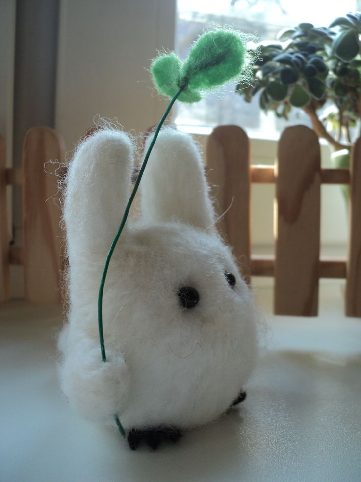 Handmade Mini Totoro