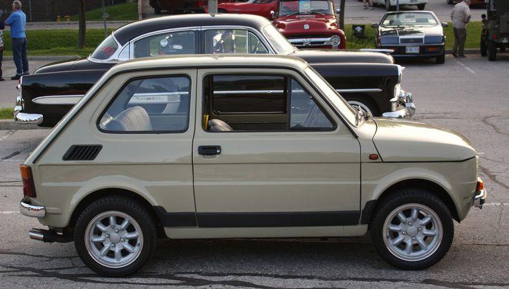 1974 Fiat 126 #fiat