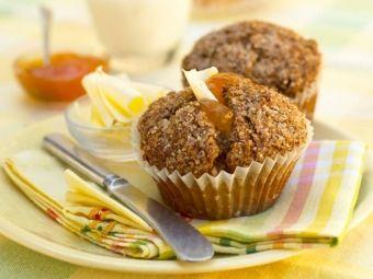 Raisin Bran Breakfast Muffins