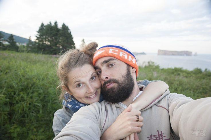 Sortir avec un Québécois (Detour Local) -> Trip à Percé en Gaspésie www.detourlocal.com/sortir-avec-un-gars-du-quebec/