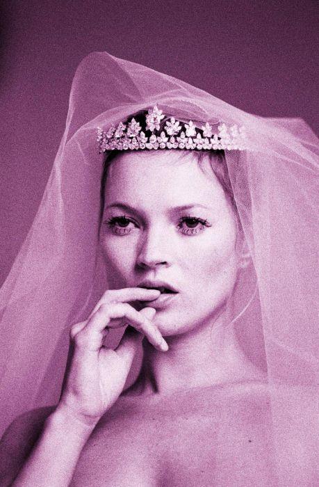 Kate Moss by Inez & Vinoodh