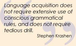 noam chomsky theory of language development pdf