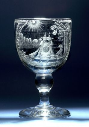 lameris glass antiques -