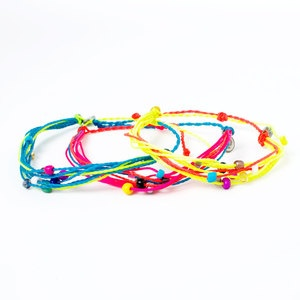 Neon Bracelet Pack Set Of 3 now featured on Fab.