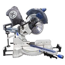I'm probably the only woman who wants a sliding compound miter saw for her birthday!  Kobalt�10-in 15-Amp Sliding Compound Laser Miter Saw